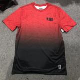 Футболка UNK NBA Красно черная